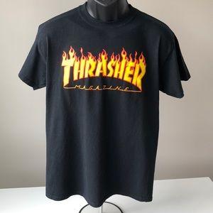 Thrasher Shirts - Thrasher Magazine Flame T-Shirt 3e9a75e8166a